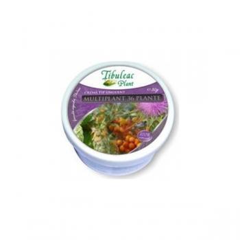 Crema multiplant cu 36 plante  60 ml TIBULEAC PLANT