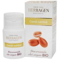Crema nutritiva cu fitoceramide si ulei de argan bio
