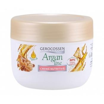 Crema nutritiva cu ulei de argan si vitamina e 150 ml ARGAN BIO