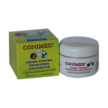 Crema pentru ingrijirea calcaielor 50 ml CONIMED