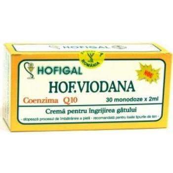Crema pentru ingrijirea gatului  30 cps HOFIGAL