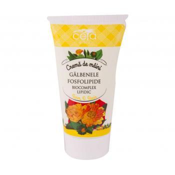 Crema pentru maini cu galbenele si fosfolipide 50 ml CETA
