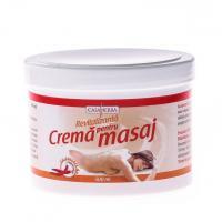 Crema pentru masaj cu ardei iute