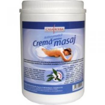 Crema pentru masaj cu camfor 1000 ml CASA HERBA