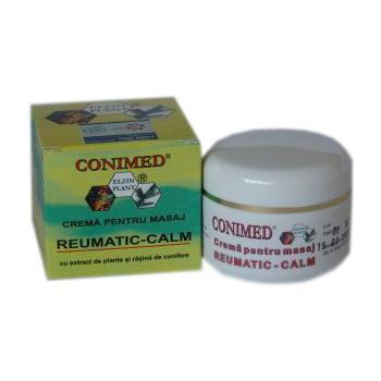 Crema pentru masaj reumatic-calm 50 ml CONIMED