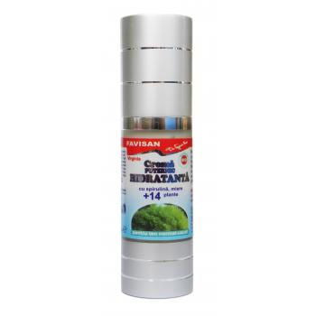 Crema puternic hidratanta cu spirulina bo028 30 ml FAVISAN