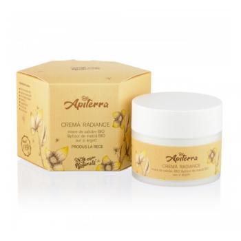 Crema radiance  50 ml APITERRA