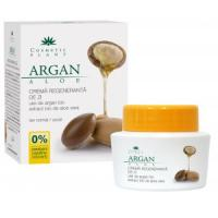 Crema regeneranta de zi cu ulei de argan bio si extract bio de aloe vera