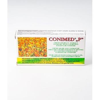 Crema solida conimed p (supozitoare) 1 gr 10 gr CONIMED
