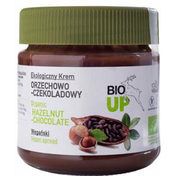 Crema tartinabila cu alune de padure si cacao bio 190 gr SUPER FUDGIO