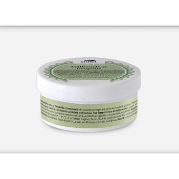 Crema tip balsam de galbenele si propolis 50 ml DOREL PLANT
