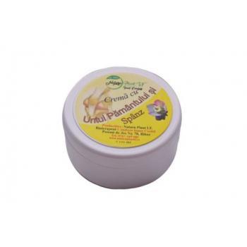 Crema untul pamantului si spanz  100 ml NATURA PLANT POIENI