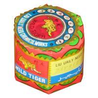 Crema wild tiger
