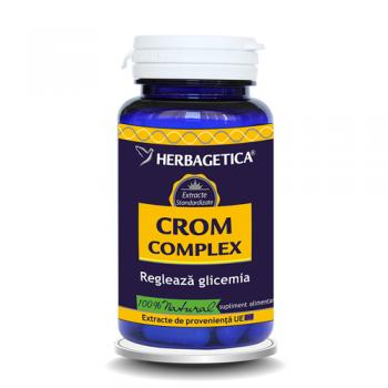 Crom complex 60 cps HERBAGETICA