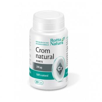 Crom natural forte 30 cps ROTTA NATURA