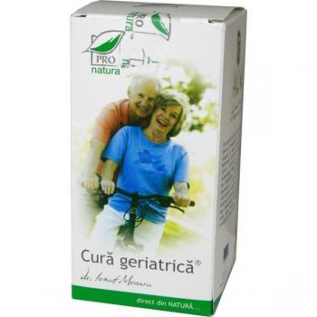 Cura geriatrica 480 cps PRO NATURA