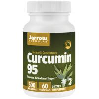 Curcumin 95 500 mg 60cps JARROW FORMULAS