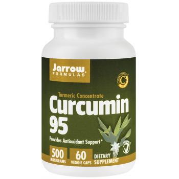 Curcumin 95 500 mg 60 cps JARROW FORMULAS