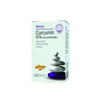 Curcumin 60 cpr ALEVIA