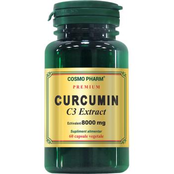 Curcumin c3 extract 400 mg 60 cps COSMOPHARM PREMIUM
