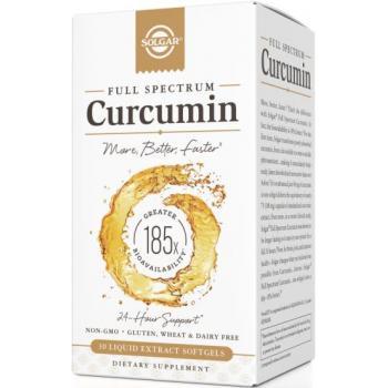 Curcumin full spectrum 30 cps SOLGAR