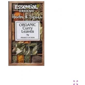 Curry frunze eco 5 gr ESSENTIAL