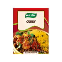 Curry BELIN