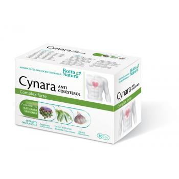 Cynara  anti-colesterol 30 cps ROTTA NATURA