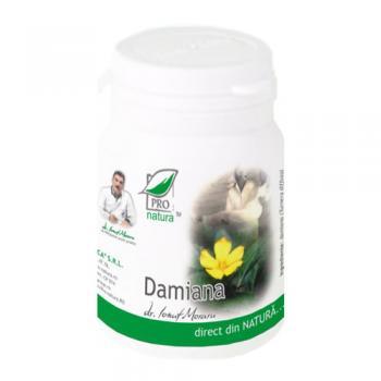 Damiana 60 cps PRO NATURA