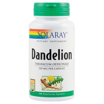 Dandelion (papadie) 100 cps SOLARAY