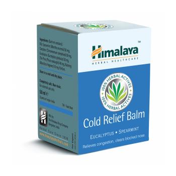 Decongestionant nazal (cold relief balm) 50 ml HIMALAYA