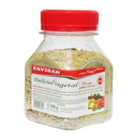 Delicios vegetal cu sare f011