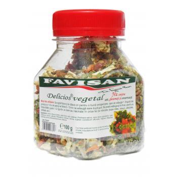 Delicios vegetal f009 100 gr FAVISAN