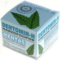 Dentomin-h praf de dinti spumant cu menta  HERBALSANA