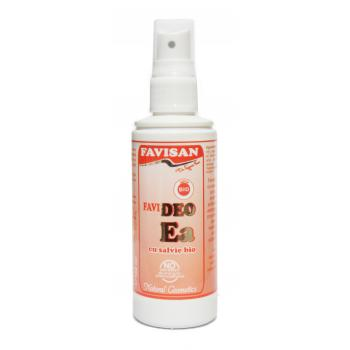 Deodorant ea cu salvie bio bo042 100 ml FAVISAN