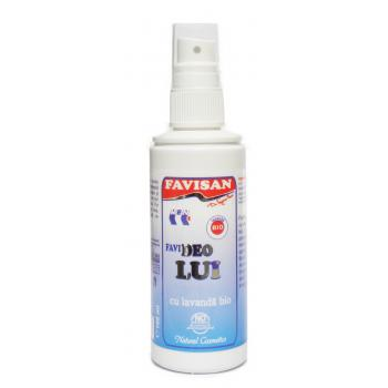 Deodorant ecologic lui m029 100 ml FAVISAN