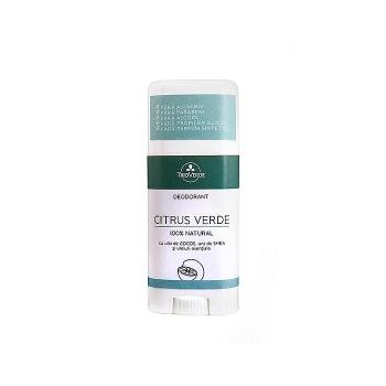 Deodorant natural cu citrus verde 70 gr TRIO VERDE