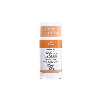 Deodorant natural cu musetel si catina 70 gr TRIO VERDE