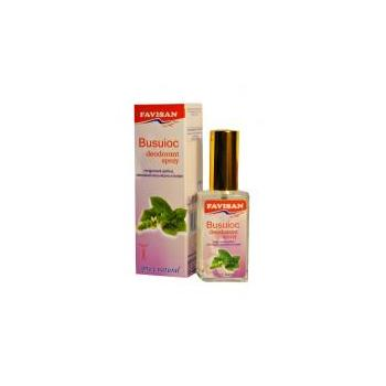 Deodorant spray - busuioc 50 ml FAVISAN