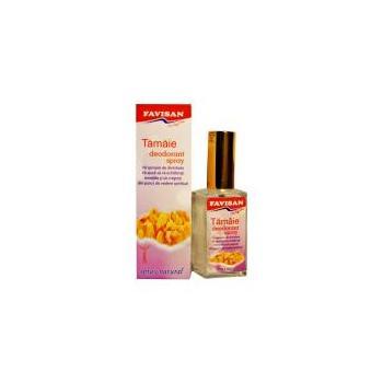 Deodorant spray - tamaie 50 ml FAVISAN
