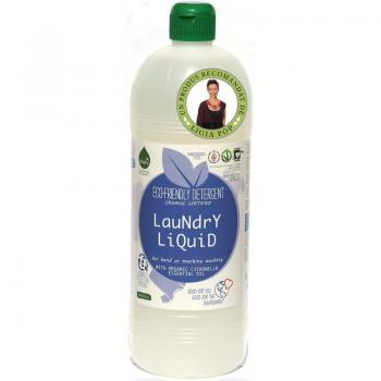 Detergent ecologic pentru rufe albe si colorate cu lamaie 1 ml OBIO