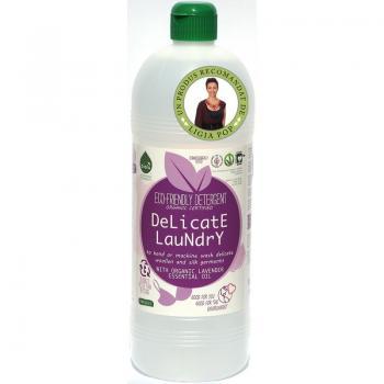 Detergent ecologic pentru rufe delicate biolu 1 ml OBIO