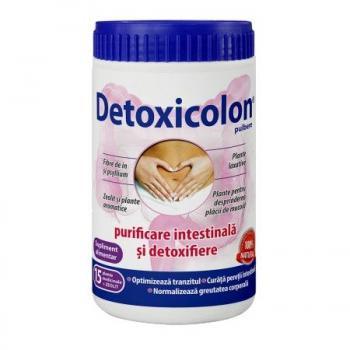 Detoxicolon 450 gr DACIA PLANT