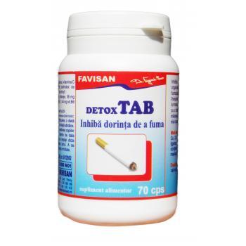 Detoxtab b114 70 cps FAVISAN