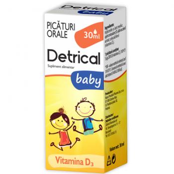Detrical d3 baby  30 ml ZDROVIT
