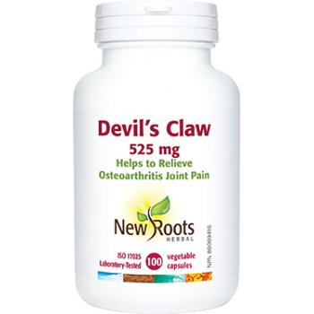 Devil-s claw gheara diavolului 100 cps NEW ROOTS