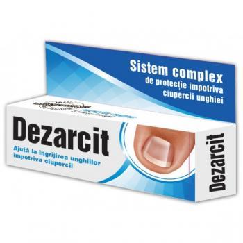 Dezarcit gel impotriva ciupercii unghiei 7 ml ZDROVIT