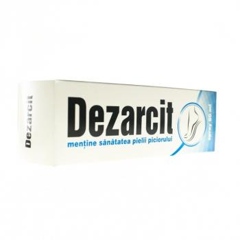 Dezarcit spray odorizant antiperspirant 80 ml ZDROVIT