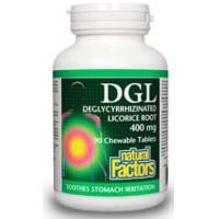 Dgl– lemn dulce  90tbl NATURAL FACTORS