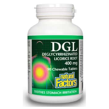 Dgl– lemn dulce  90 tbl NATURAL FACTORS